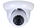 720P Indoor/Outdoor IP Dome Camera