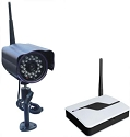 Long Range Digital Wireless Night Vision Camera