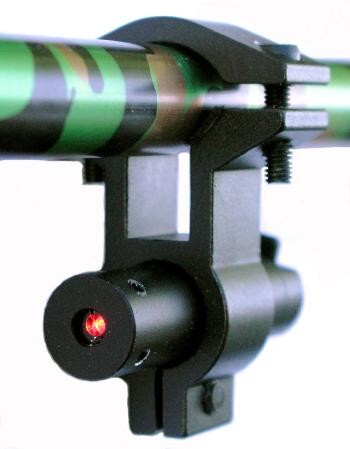 .50 Caliber Blowgun Laser Sight
