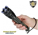 Police Force 8,000,000 Tactical Stun Flashlight