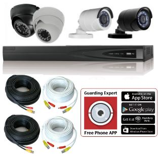 HD-TVI Video Surveillance Systems