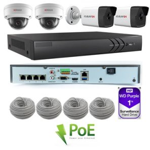 IP Network Surveillance Systems