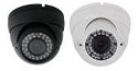 5MP Varifocal Lens Dome Camera with 110 Ft. IR Illumination