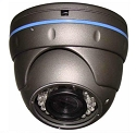 Vandal Proof Infrared Varifocal Color Dome Camera