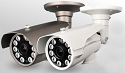 Motorized 2.8-12mm Lens 1080p HD-TVI IR Security Camera