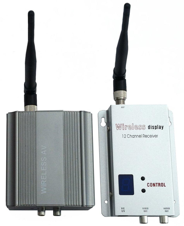 Wireless Transmitters And Receivers: 3 Watt Long Range Wireless Transmitter And Receiver