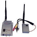 700mW 1.2 GHz Wireless Transmitter with Receiver