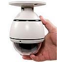 Mini Outdoor PTZ Camera with 10X Optical Zoom