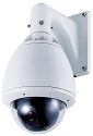 Vandal Resistant PTZ Camera with 30X Optical Zoom