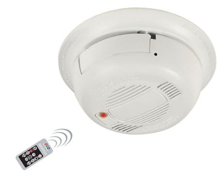 Covert Dvr Camera Smoke Detector