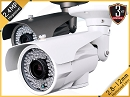 HD-TVI 1080p Bullet Camera with Varifocal Lens and 42 IR LEDs