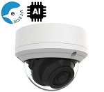 Vandal Proof 5MP IP Dome Camera with Wide Angle Lens