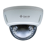 Outdoor Varifocal 5MP IP Dome Camera