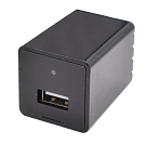 USB Block Charger with Hidden WiFi 1080p DVR Camera