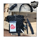 Streetwise Survival Kit Includes 9 Items with 25 Functions