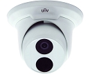2MP Infrared Eyeball IP Dome Camera with 4mm Lens