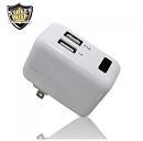 USB Block Charger DVR Camera