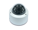 Vandal and Weatherproof 1080p Dome Camera with Motorized Lens