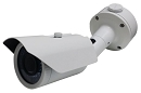 Infrared 1080p Bullet Camera with Motorized Zoom Lens