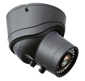 High Resolution Varifocal Infrared Dome Camera