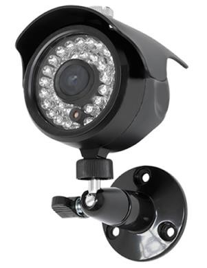 Small Infrared Outdoor Security Camera