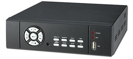 4 Channel Compact  DVR