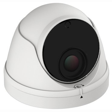5MP Motorized 2.8-12mm Lens IP Dome Camera with Night Vision