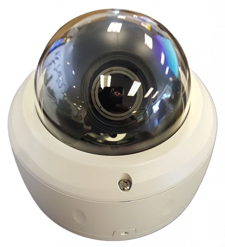 Star Light Vandal Dome Camera