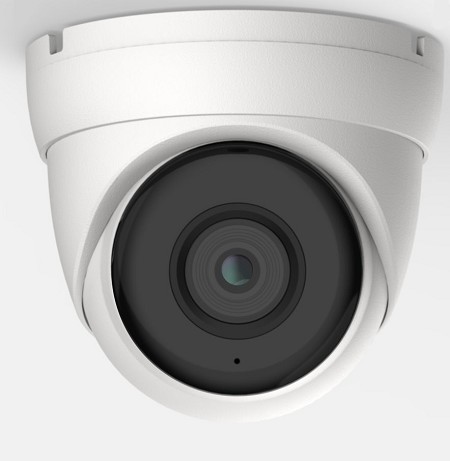 8MP 4K IR Dome Camera with 3.6mm Lens