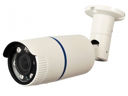 Motorized Zoom Hybrid HD Infrared Security Camera