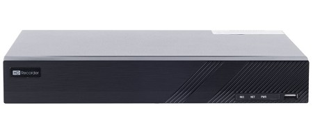 4 Channel 5MP Hybrid DVR