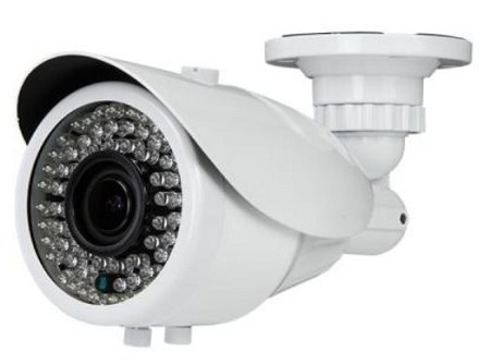1080p HD-TVI Outdoor Camera with 72 Infrared LEDs