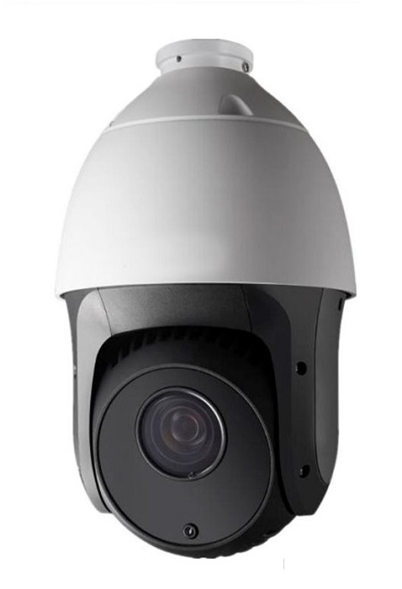 HD TVI PTZ Camera with 20X Optical Zoom and IR Night Vision