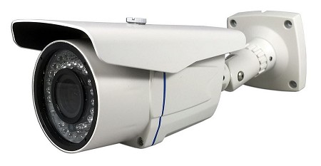 Varifocal 1080p IR Bullet Camera with 110 Ft. Night Vision