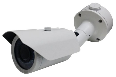 HD 3MP Outdoor Security Camera with 120 Feet Night Vision