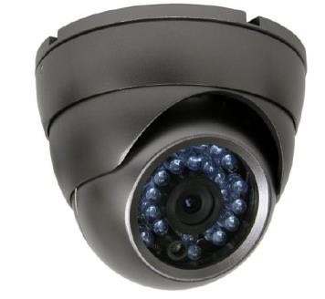 Weatherproof Infrared Dome Camera