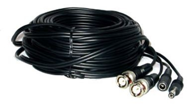 Video and Power Cable - 25 Feet