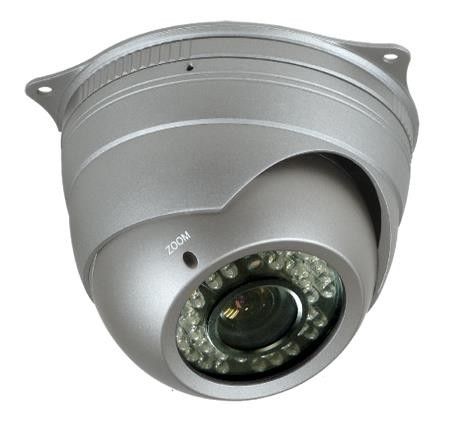 1080P Varifical Infrared Dome Camera