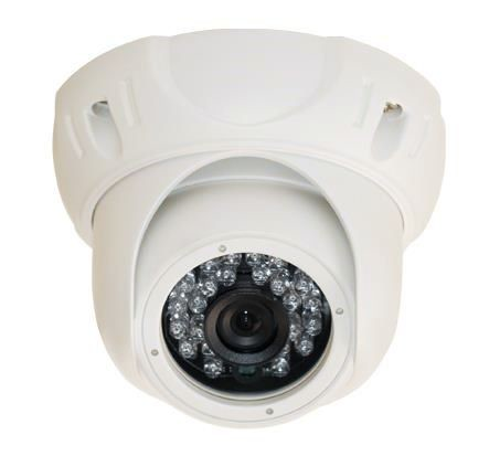 Infrared Dome Camera with EZ Mount Base