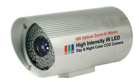 Infrared Camera with 16x Optical Zoom