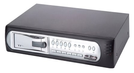 DVR-4V Four Channel MJPG DVR