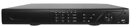 16 Channel Hybrid HD-TVI Security DVR
