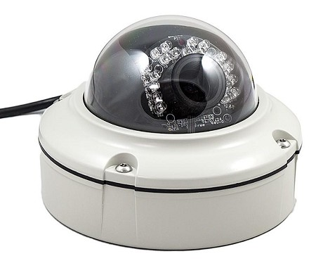 1080p Vandalproof Varifocal Dome Camera