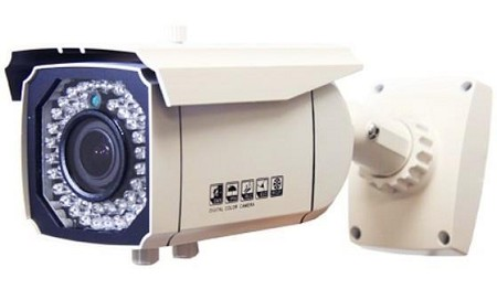 700 TVL PixelPlus Infrared Security Camera