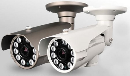 1080p HD-TVI IR Security Camera with 2.8~12mm Lens