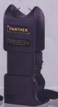 Panther Stun Gun 400,000 volts straight body