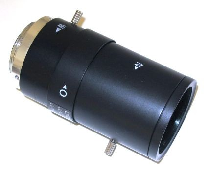 2.8-12mm Vari-focal Manual Iris Lens
