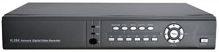 8 Channel H.264 Security Digital Video Recorder