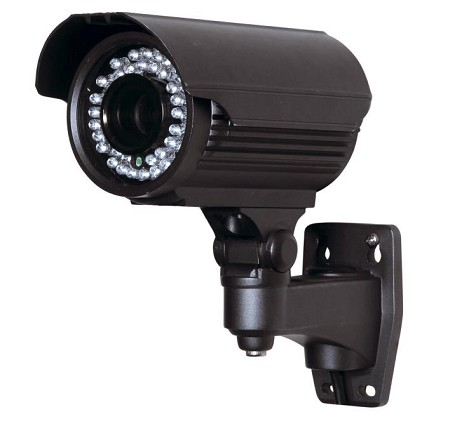 IR42H7VF Varifocal IR Security Camera
