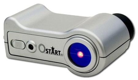 Laser Scan Hidden Camera Detector